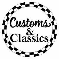 Customs and Classics logo